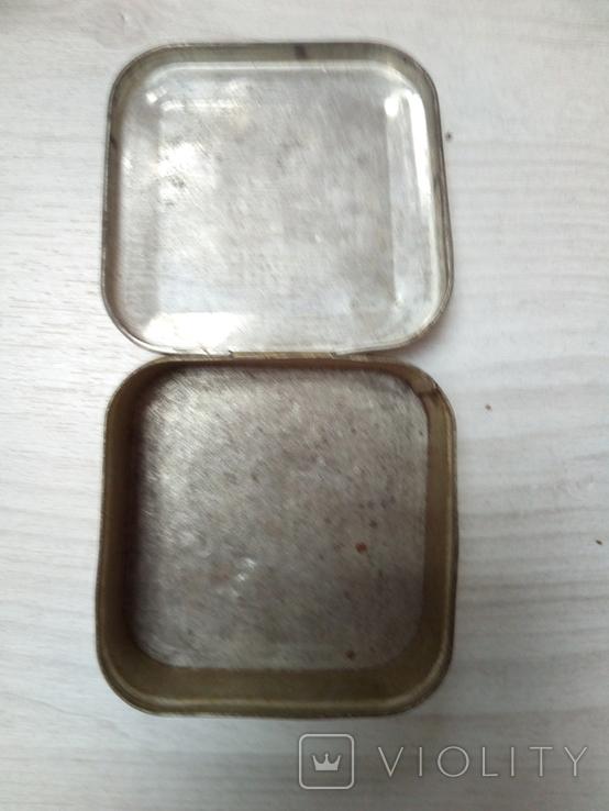 Коробка жестяная Зубной порошок, фото №4