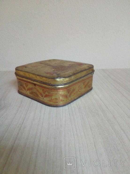 Коробка жестяная Зубной порошок, фото №5