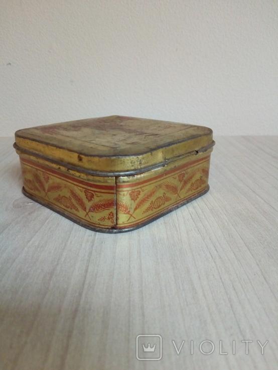 Коробка жестяная Зубной порошок, фото №6