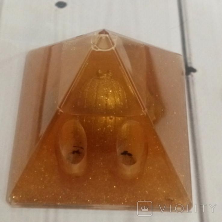 Пирамида Египет подставка для ручек, фото №6