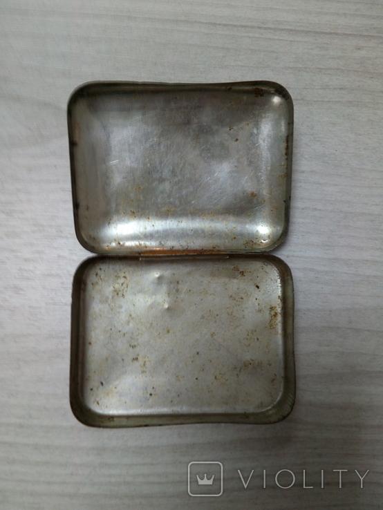 Коробка жестяная Пастилки ментоловые, фото №4