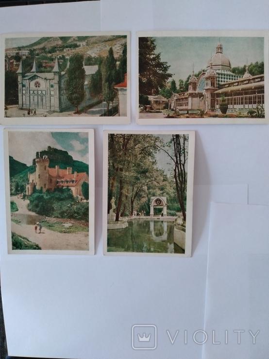 Поштові листівки - кольорові, 4 шт., фото №2