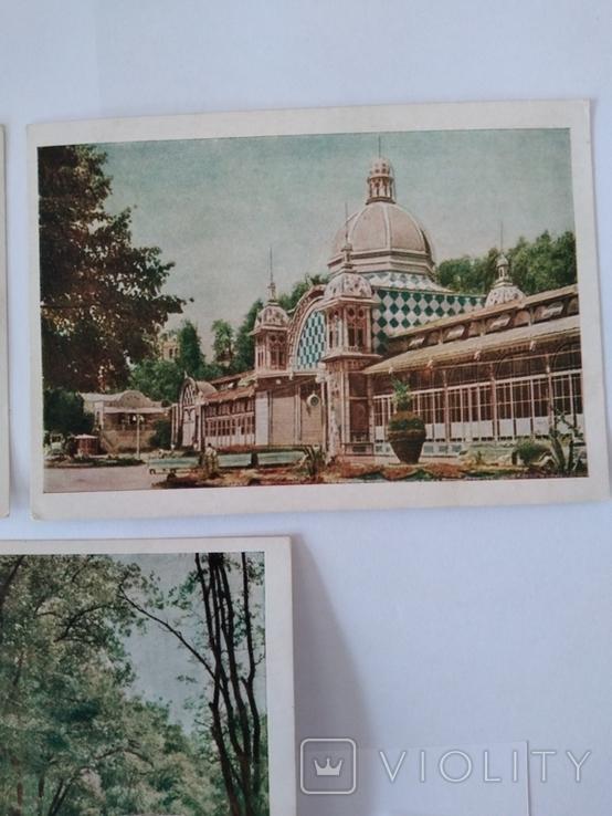 Поштові листівки - кольорові, 4 шт., фото №4