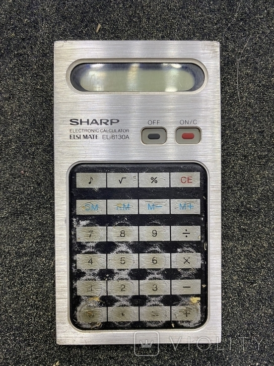 Калькулятор Sharp (Japan), фото №3