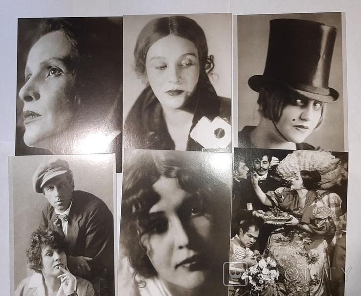 Мейерхольд - пространство любви. Набор из 32-х открыток, фото №5