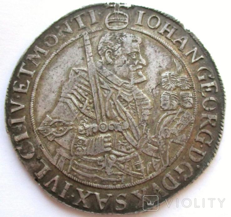Талер 1651 года