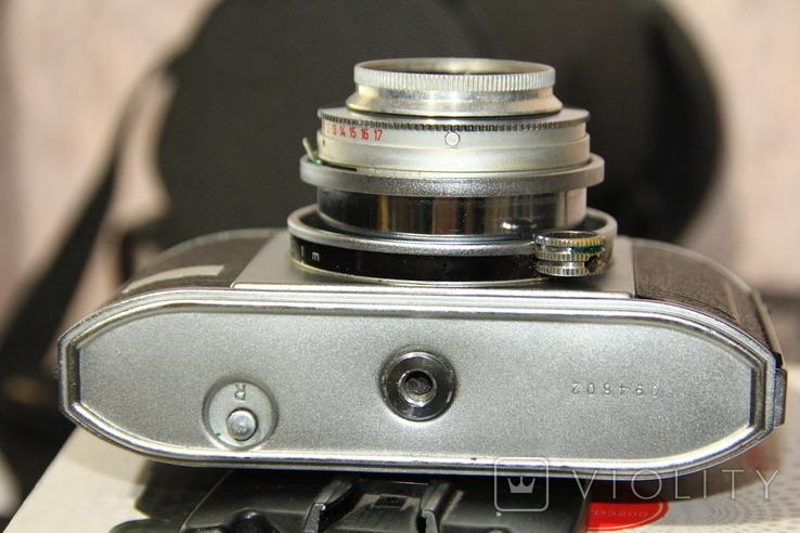 Фотокамера Super Baldina от Balda Bnde(она же HAPO 24)., фото №8