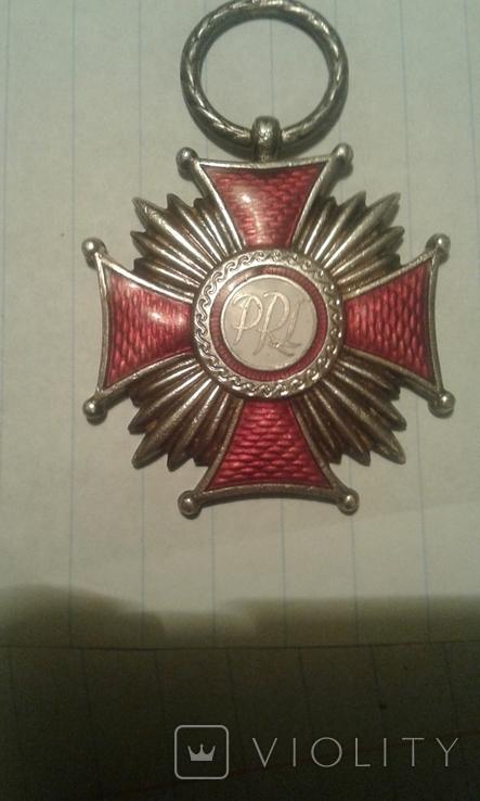 Польская-награда, фото №2