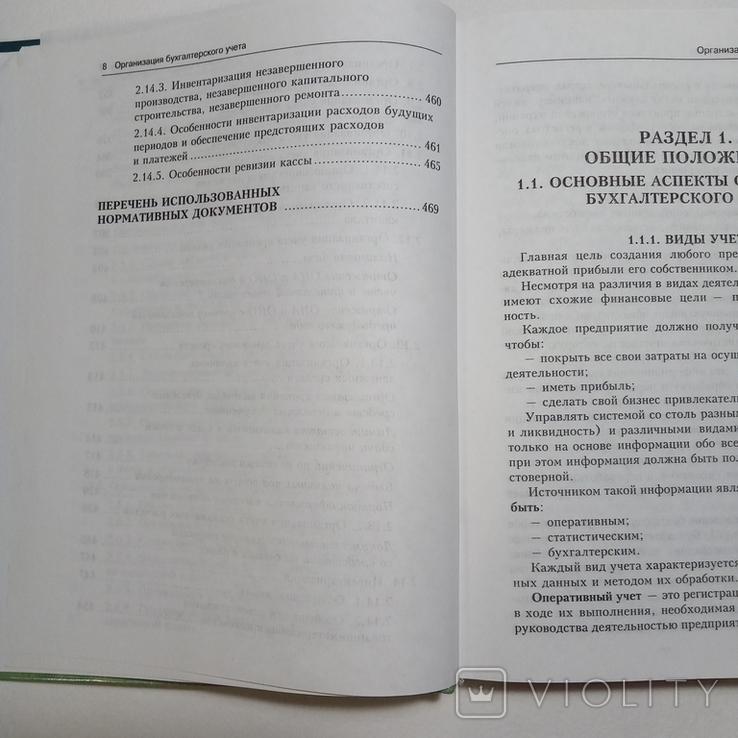 2008 Организация бухгалтерского учета, Чебанова Н., Бухгалтерский учет, Аудит, фото №8