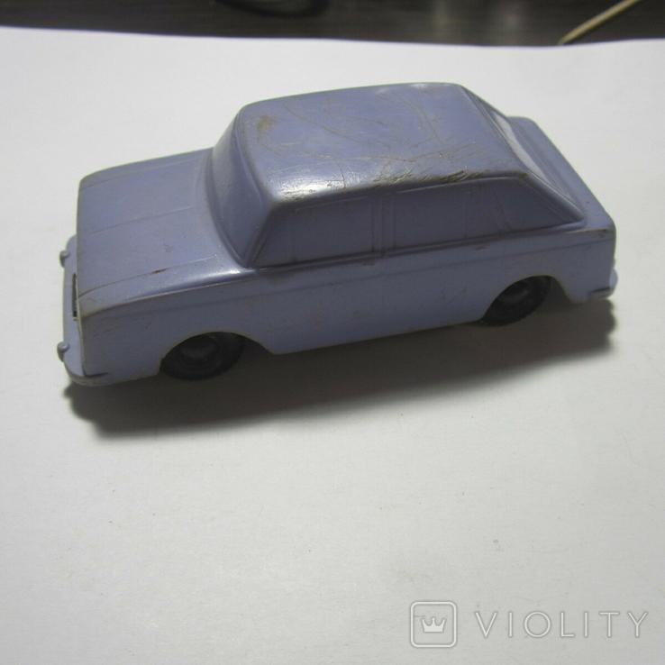 Автомобиль (пластик, СССР), фото №2