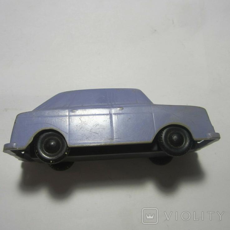Автомобиль (пластик, СССР), фото №4