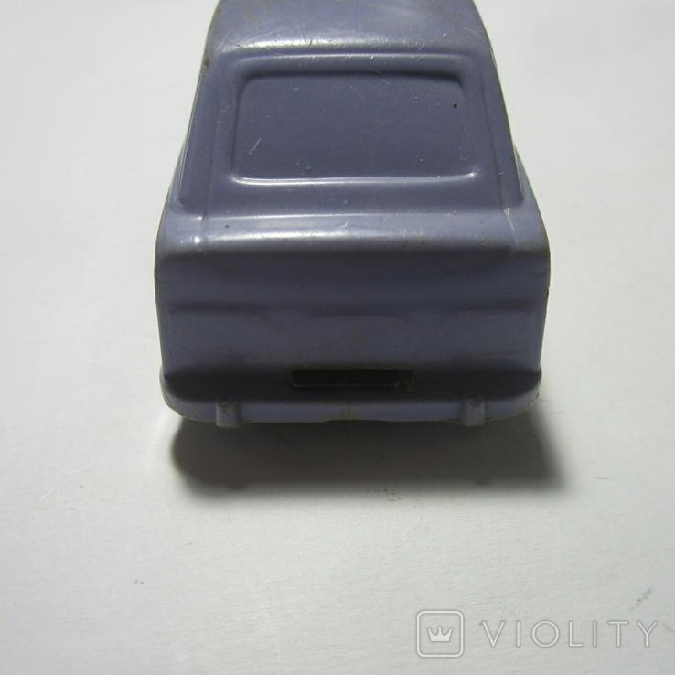 Автомобиль (пластик, СССР), фото №6