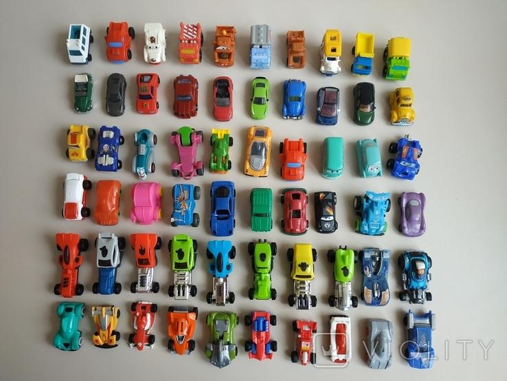 Киндеры Машинки  - 60 шт., фото №2