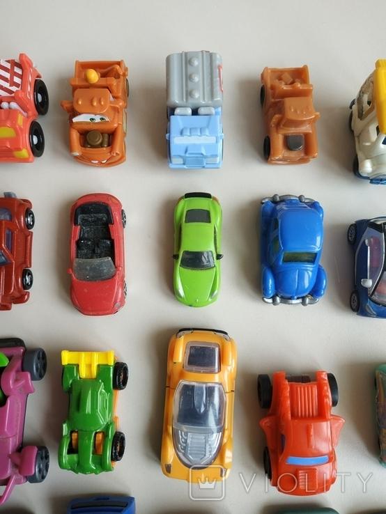 Киндеры Машинки  - 60 шт., фото №5