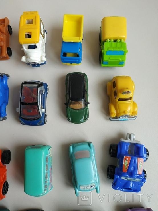 Киндеры Машинки  - 60 шт., фото №6