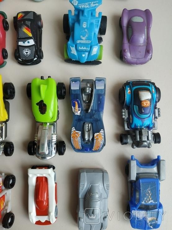 Киндеры Машинки  - 60 шт., фото №7