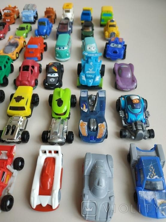 Киндеры Машинки  - 60 шт., фото №12