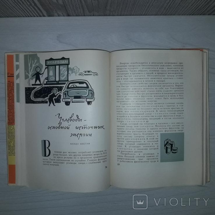 Беседы о питании 1964 А.А. Покровский, фото №13