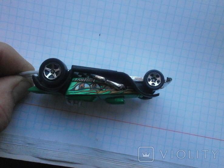 Машинка Hot Wheels.Super comp dragster, фото №4