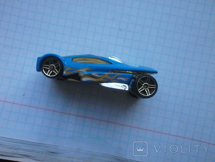 Машинка Hot Wheels. Sling shot, фото №5