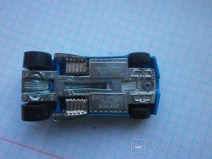 Машинка Hot Wheels. Sling shot, фото №7