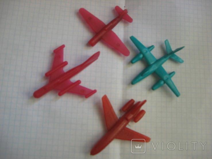 Набор самолетиков СССР