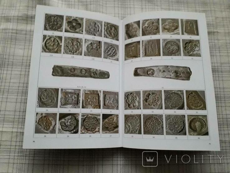 Русские клейма на рублях и полтинах XIV-XV вв. Зайцев В.В., фото №8