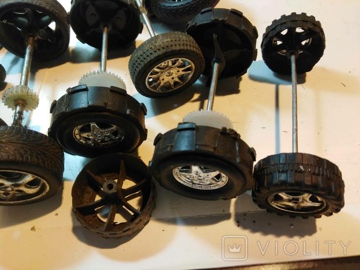 Колеса до  играшкових авто, фото №4