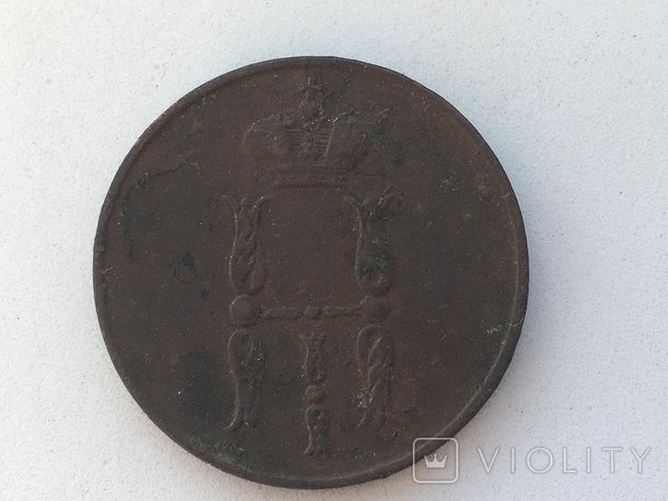 1 копейка 1853 года, фото №3