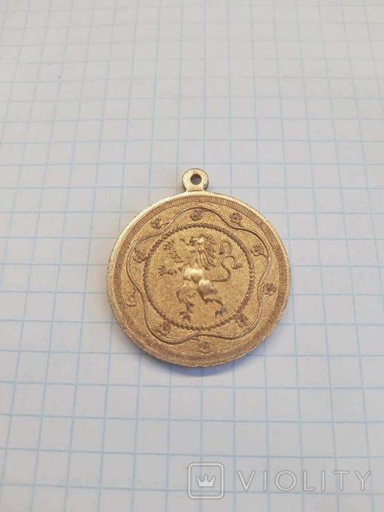 Медаль Наполеон. Копия, фото №6