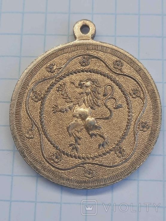 Медаль Наполеон. Копия, фото №7