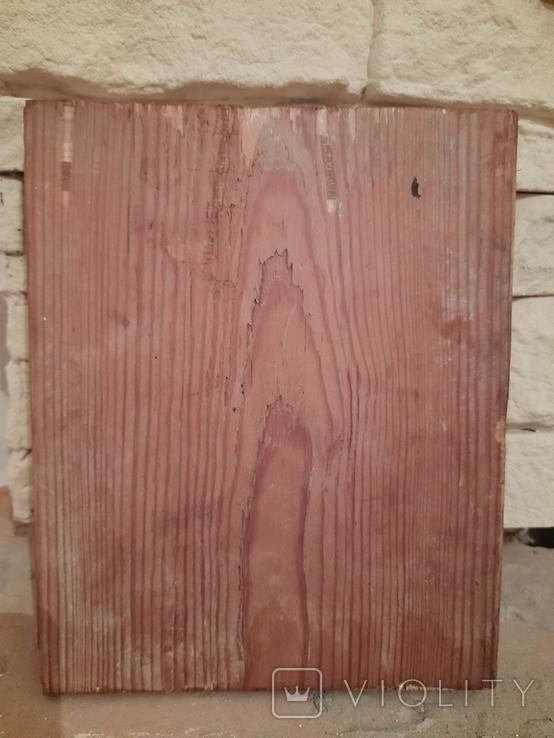 Икона Димитрий Солунский размером 16 на 20 см., фото №3