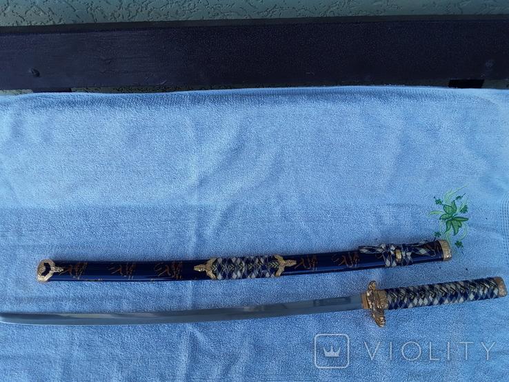 Японский  меч -KATANA, фото №2