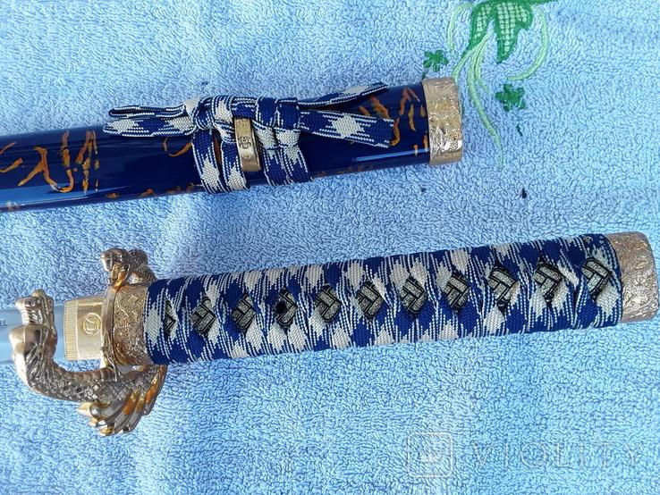 Японский  меч -KATANA, фото №4