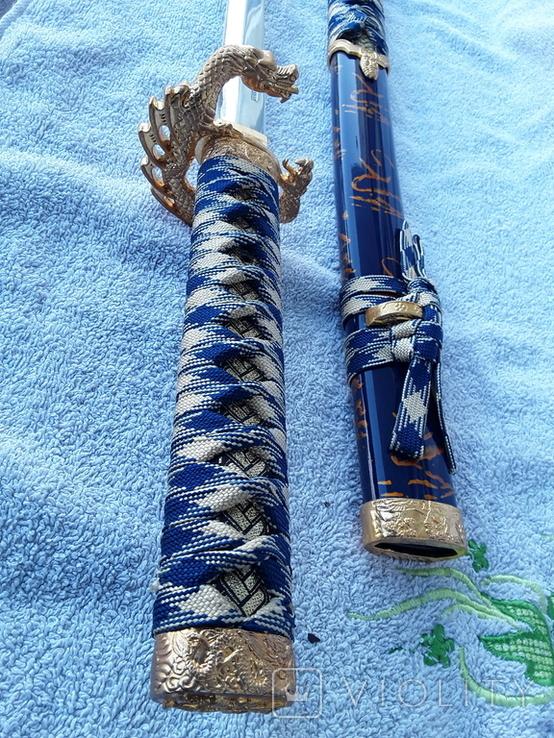 Японский  меч -KATANA, фото №5