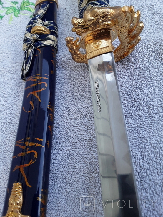 Японский  меч -KATANA, фото №6