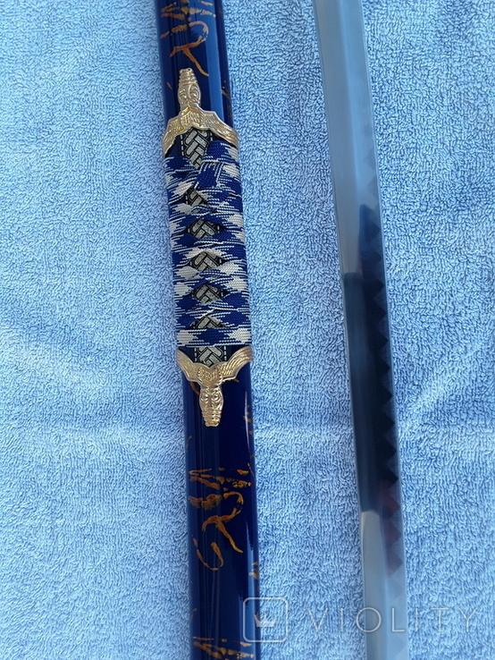 Японский  меч -KATANA, фото №8