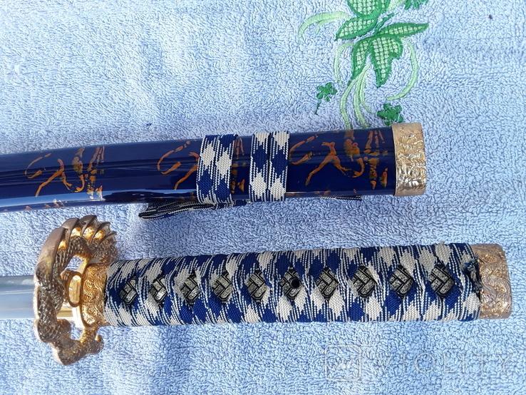 Японский  меч -KATANA, фото №10