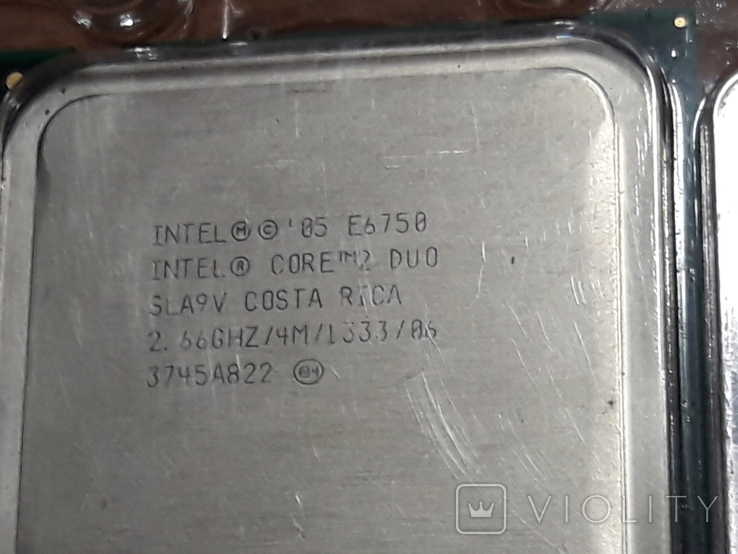 Процессор в упаковке, фото №2