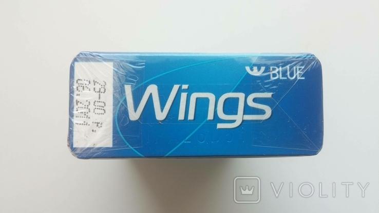 Сигареты wings blue купить собрание сигареты купить спб