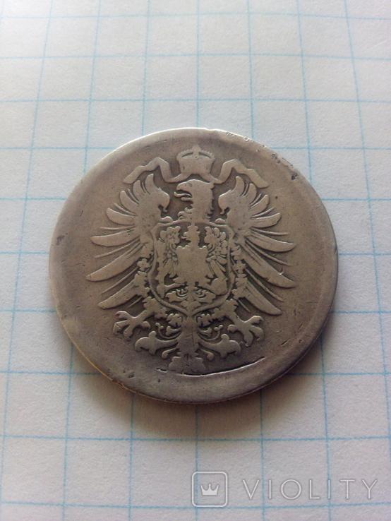 1 марка 1875, фото №3