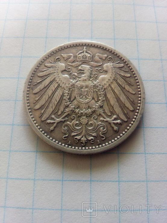 1 марка 1914 А Берлін, фото №4
