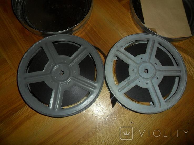 Кинопленка 2 шт кинопособие Радиочастотная сварка 1 и 2 части кино, фото №8