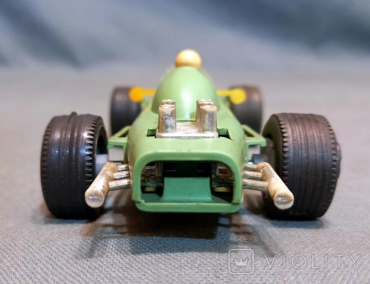 Гоночная Машина СССР Формула 1980е Клеймо  Киевский Завод Игрушек, фото №7
