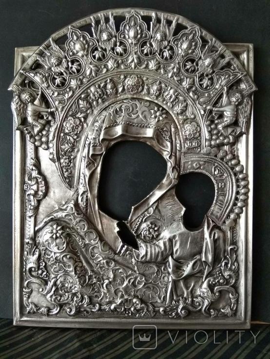 Казанская Божья Матерь, фото №3