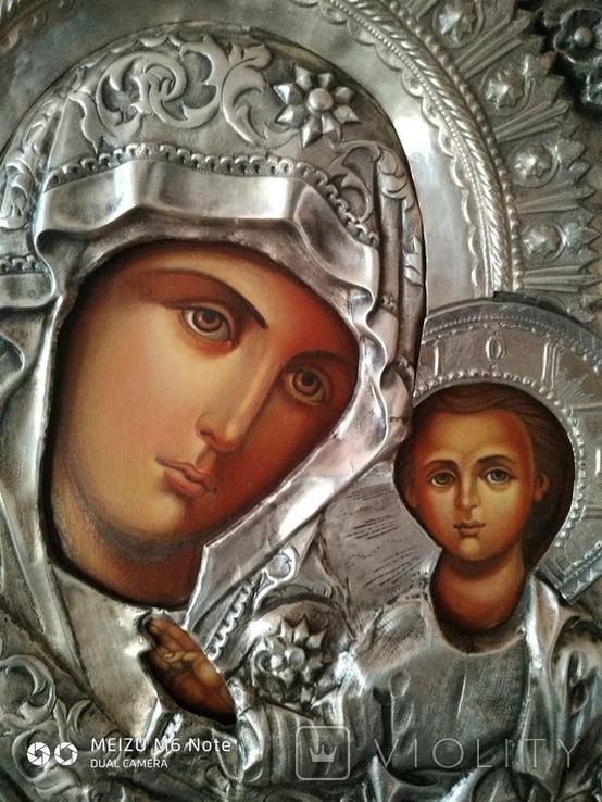 Казанская Божья Матерь, фото №4
