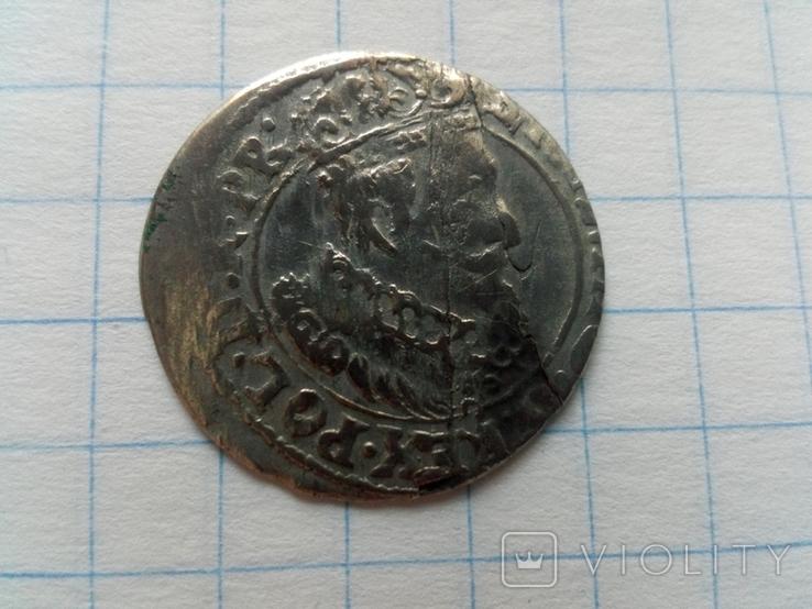 Гданський грошь 1624г., фото №2