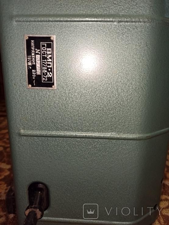 Электромеханический калькулятор ВМП-2, фото №5