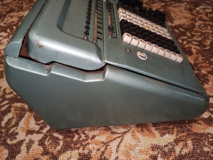 Электромеханический калькулятор ВМП-2, фото №8