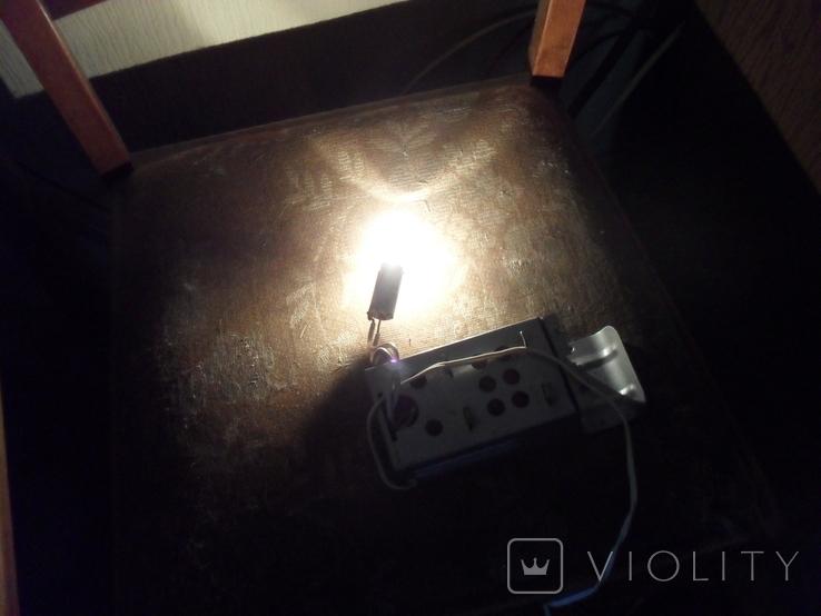 Трансформатор  понижающий от фильмоскопа  220 / 6  В, фото №6